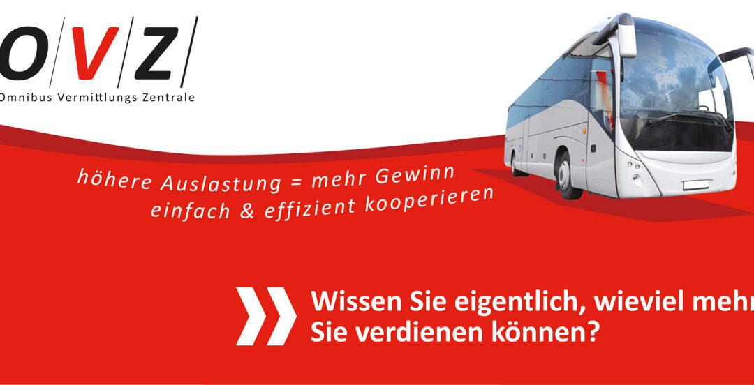 Omnibus Vermittlungszentrale seit über 30 Jahren erfolgreich