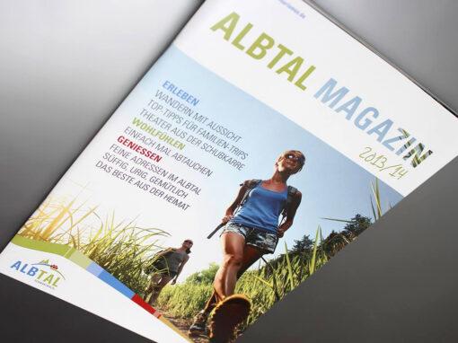 Albtal Magazin 2013/14