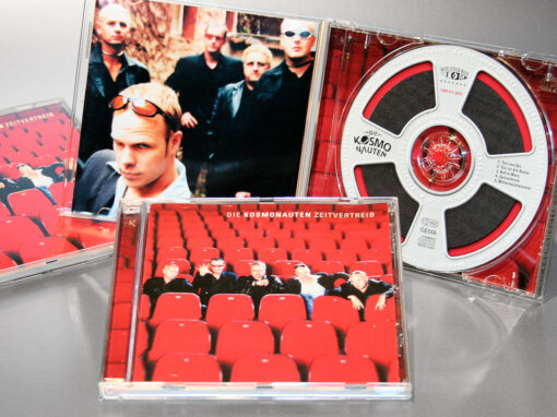 CD-Cover, Musikpromotion