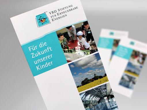 Corporate Design der VRD Stiftung