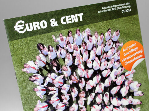 Geschäftsbericht 2013, Volksbank