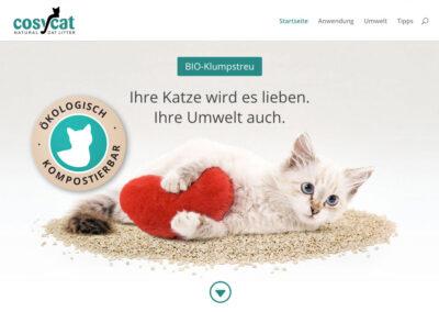 Produktseite COSYCAT