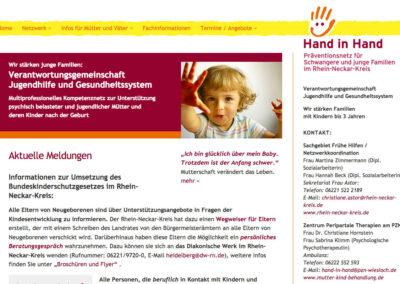 Präventionsnetz Hand in Hand, RNK