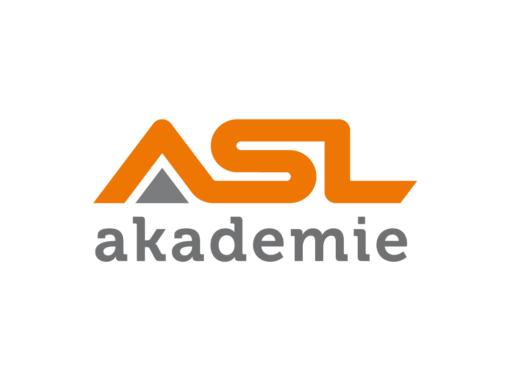 Komplementäres Logo der ASL Akademie