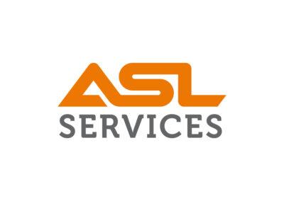 ASL Services GmbH, Logo Redesign